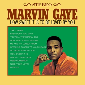 GAYE, MARVIN-HOW SWEET IT IS TO.. -HQ-
