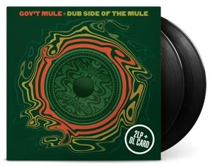 GOV'T MULE-DUB SIDE OF THE MULE