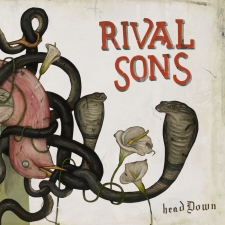 RIVAL SONS-HEAD DOWN -LTD-