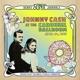 CASH, JOHNNY-JOHNNY CASH, AT.. -LIVE-
