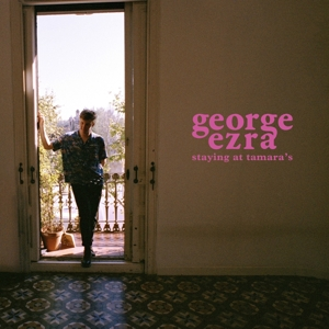 EZRA, GEORGE-STAYING AT TAMARA'S-LP+CD