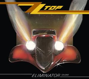 ZZ TOP-ELIMINATOR + DVD