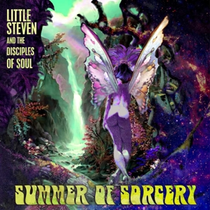 LITTLE STEVEN AND THE DIS-SUMMER OF SORCERY -HQ-