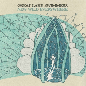 GREAT LAKE SWIMMERS-NEW WILD -DELUXE-EVERYWHERE