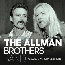 ALLMAN BROTHERS-CRACKDOWN CONCERT 1986