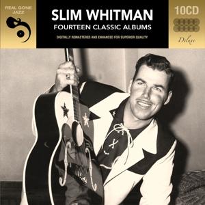 WHITMAN, SLIM-FOURTEEN CLASSIC ALBUMS