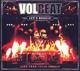 VOLBEAT-LET'S BOOGIE -LIVE FROM TELIA PARKEN -LTD-