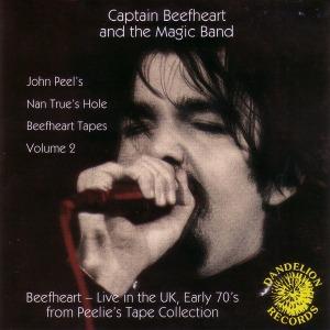 CAPTAIN BEEFHEART-NAN TRUES HOLE TAPES VOL.2/ AND THE MAGIC BAN
