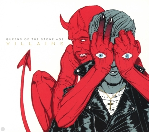 QUEENS OF THE STONE AGE-VILLAINS -O-CARD-