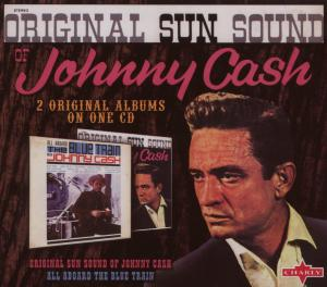 CASH, JOHNNY-ORIGINAL SUN SOUND OF /..