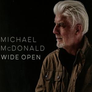 MCDONALD, MICHAEL-WIDE OPEN -DIGI-