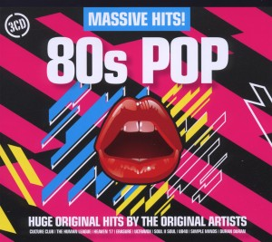 VARIOUS-MASSIVE HITS! 80'S POP