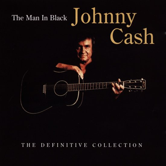 CASH, JOHNNY-MAN IN BLACK: THE DEFINITIVE COLLECTION