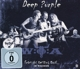 DEEP PURPLE-FROM THE SETTING -CD+DVD-
