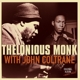 MONK, THELONIOUS-WITH JOHN COLTRANE + 2 -HQ-