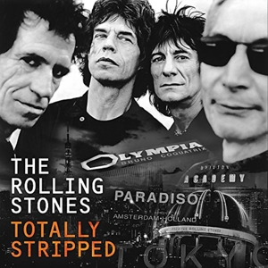 ROLLING STONES-TOTALLY STRIPPED -CD+DVD-