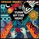 REGGAE ROAST-TURN UP THE.. -COLOURED-