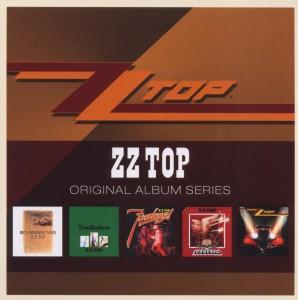 ZZ TOP-ORIGINAL ALBUM SERIES
