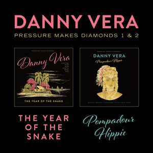VERA, DANNY-PRESSURE MAKES.. -LP+CD-