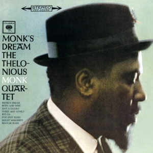 MONK, THELONIOUS -QUARTET-MONK'S DREAM + 4