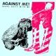 AGAINST ME!-SHAPE SHIFT WITH ME / BLUE VINYL ...
