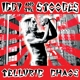 IGGY & THE STOOGES-TELLURIC CHAOS -COLOURED-