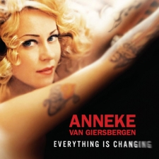 GIERSBERGEN, ANNEKE VAN-EVERYTHING IS CHANGING -PD-