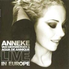 GIERSBERGEN, ANNEKE VAN-LIVE IN EUROPE