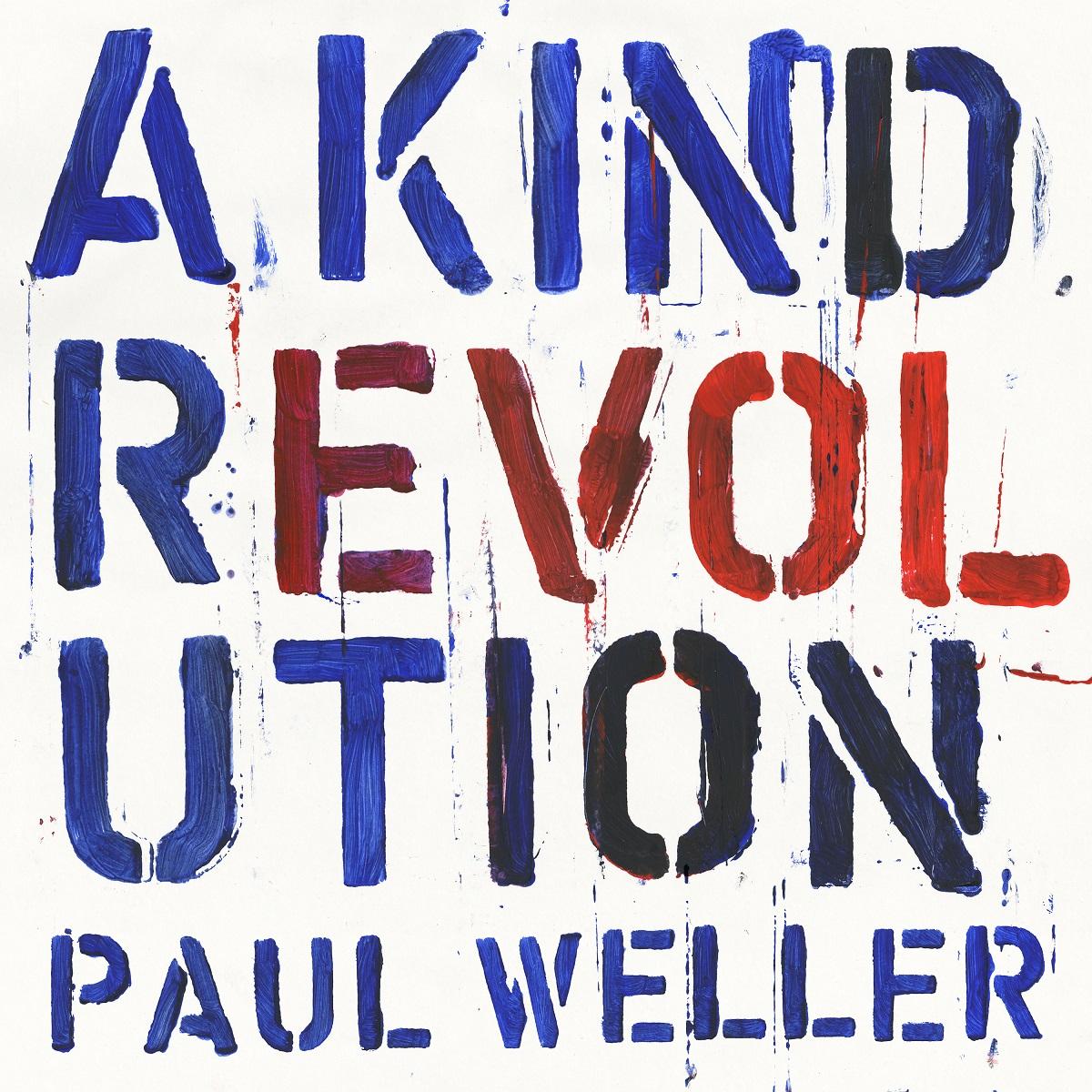 WELLER, PAUL-A KIND REVOLUTION-DELUXE-