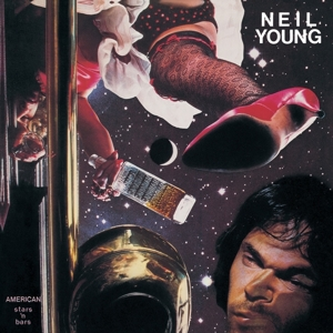 YOUNG, NEIL-AMERICAN STARS 'N BARS -REISSUE-