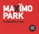 MAXIMO PARK-10TH ANNIVERSARY LIVE:LONDON ROUNDHOUSE