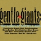 WILLIAMS, DON.=TRIB=-GENTLE GIANTS - THE SONG...