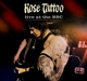 ROSE TATTOO-ON AIR IN '81 -CD+DVD-