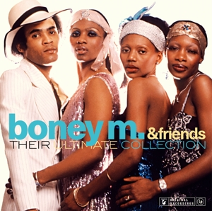 BONEY M. & FRIENDS-THEIR ULTIMATE COLLECTION / 180GR. -HQ-