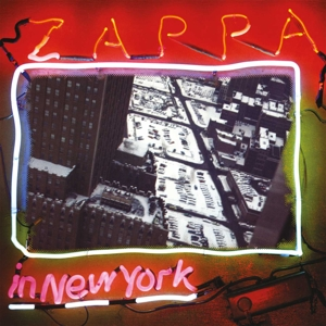 ZAPPA, FRANK-ZAPPA IN NEW YORK / 40TH ANNIVERSARY EDITION -ANNI