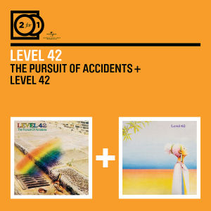 LEVEL 42-PURSUIT OF ACCIDENTS / LEVEL 42 // 2 FOR 1 SERIE