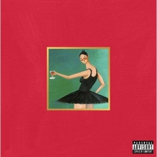 WEST, KANYE-MY BEAUTIFUL DARK TWISTED FANTASY