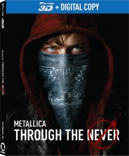 METALLICA-THROUGH THE NEVER-3D/LTD-