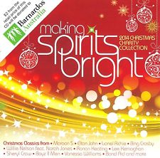 VARIOUS -CHRISTMAS--MAKING SPIRITS HIGH