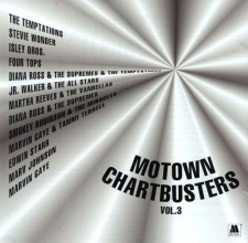 VARIOUS-MOTOWN CHARBUSTERS 3