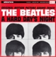 BEATLES-A HARD DAY'S NIGHT -US VERSION-