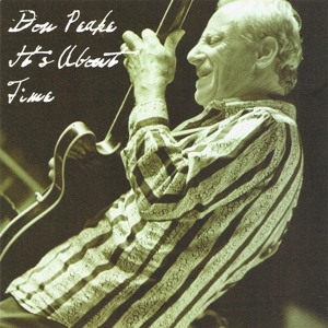 PEAKE, DON-IT'S ABOUT TIME