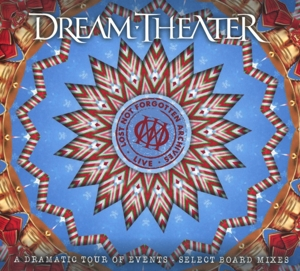 DREAM THEATRE-LOST NOT ARCHIVES: A DRAMATIC TOUR OF EVENTS -SPE