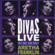 FRANKLIN, ARETHA-DIVAS LIVE -CD+DVD-