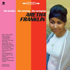 FRANKLIN, ARETHA-TENDER, THE -HQ-