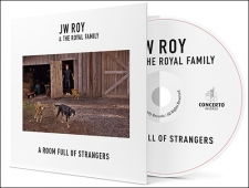 ROY, J.W. & THE ROYAL FAM-ROOM FULL OF STRANG...