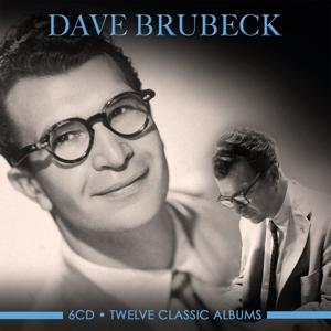 BRUBECK, DAVE-TWELVE CLASSIC ALBUMS