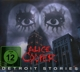 COOPER, ALICE-DETROIT STORIES -CD+DVD-