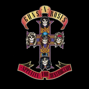 GUNS N' ROSES-APPETITE FOR DESTRUCTION -REMAST-