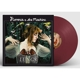 FLORENCE & THE MACHINE-LUNGS - 10TH ANNIVERSARY / BURGUNDY VINY